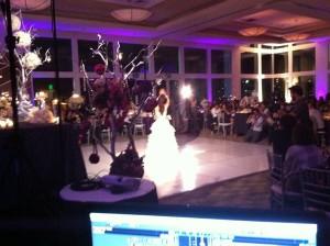 The Dana On Mission Bay Wedding Reception