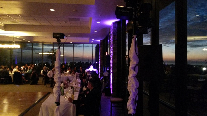 Pacific Views Event Center Lighting