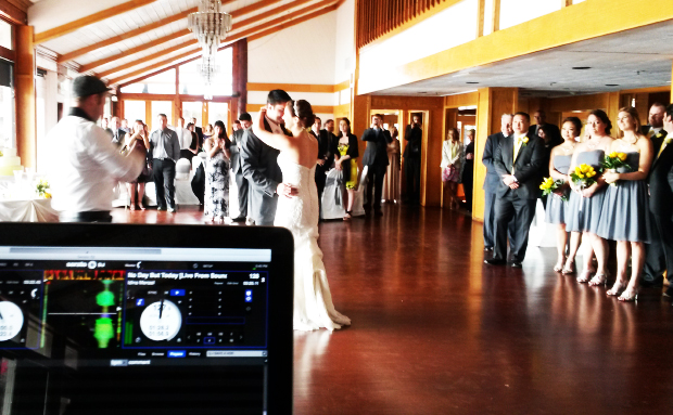 Marina Village Seaside Room Wedding Dj San Diego DJ Prices MY DJs Best Pa