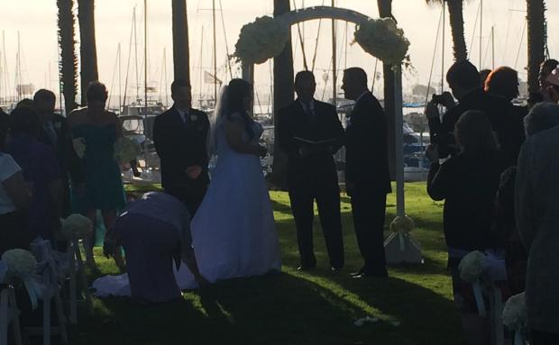 Marina Village Wedding Dj
