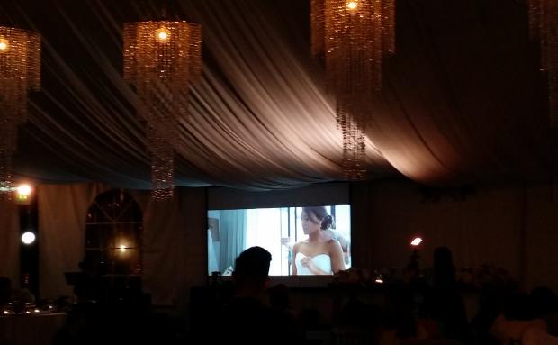 Green Gables Wedding Audio Visuals