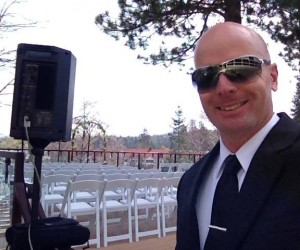 San Diego DJ Steve Barth