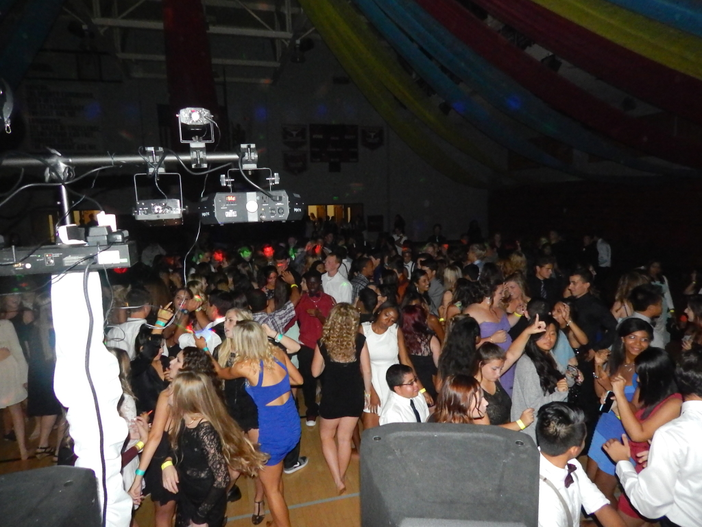 Highschool DJ