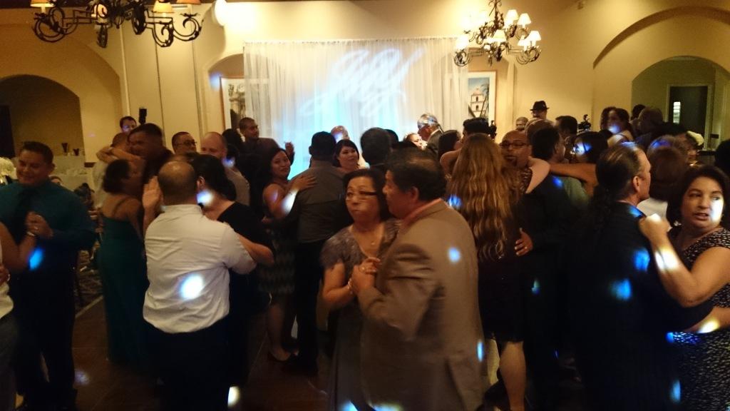 San Diego DJ Dancing