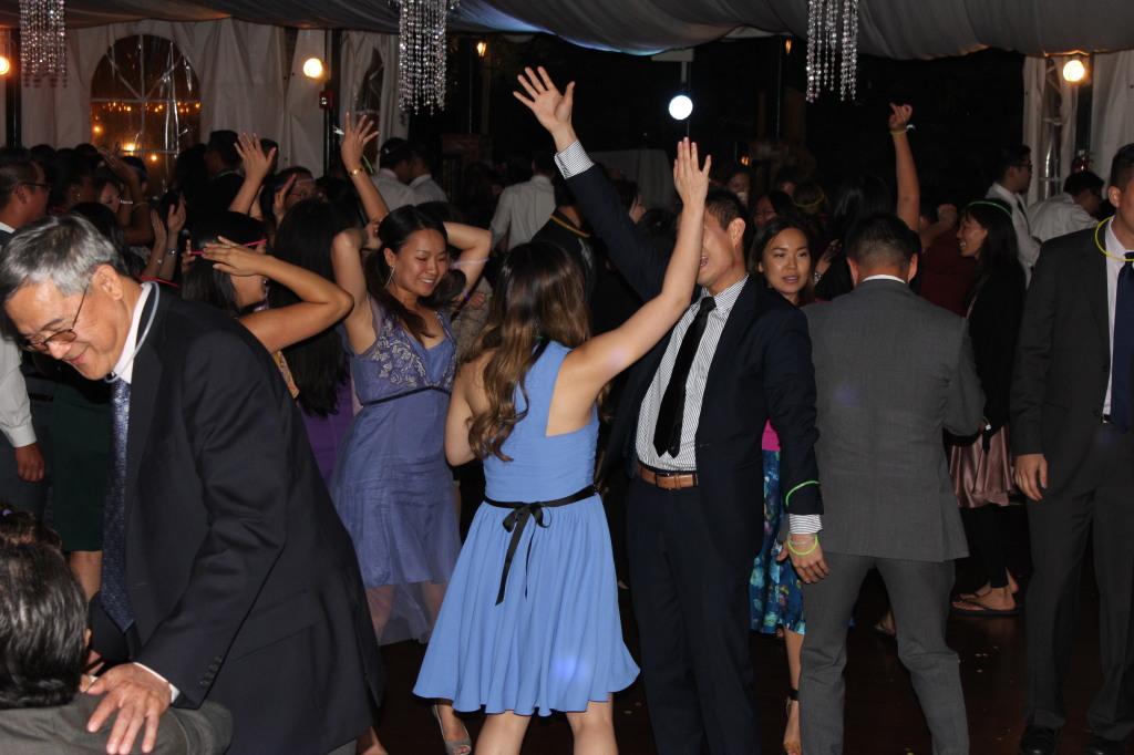 MY DJs Green Gables Reception Dance Floor