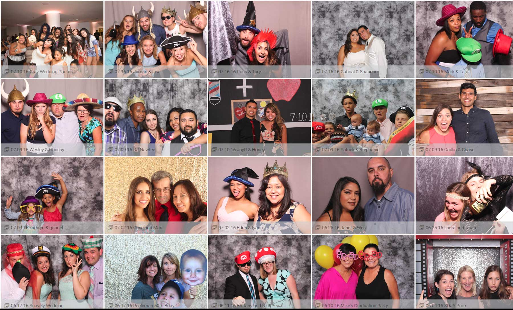 Photo-Booth-Prices-San-Diego-DJs | San Diego DJs | MY DJs