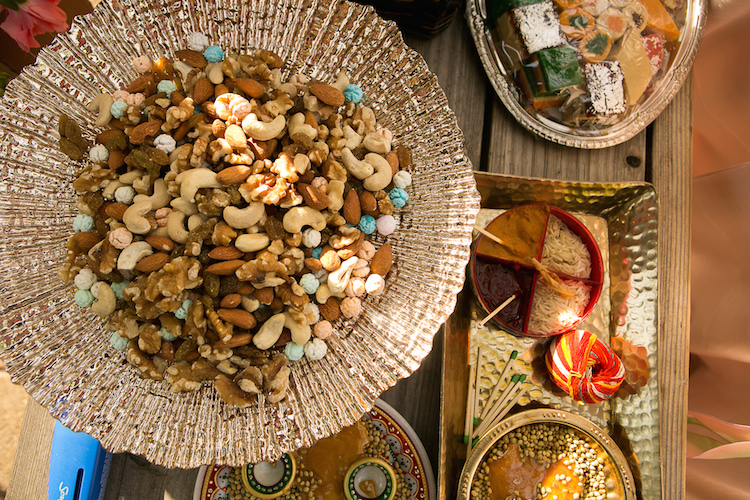 indian food dj