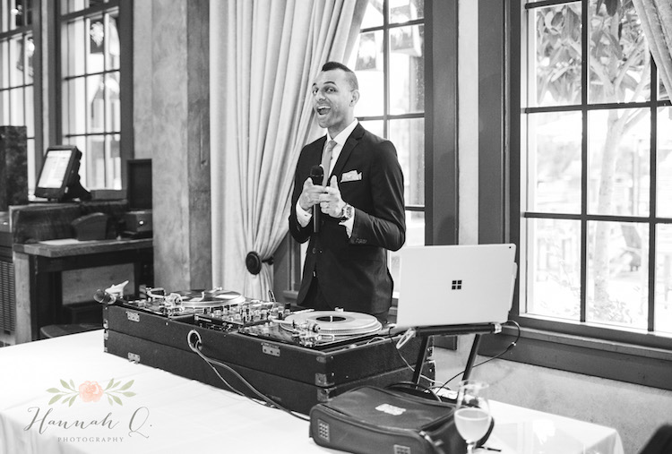 fun wedding dj san diego