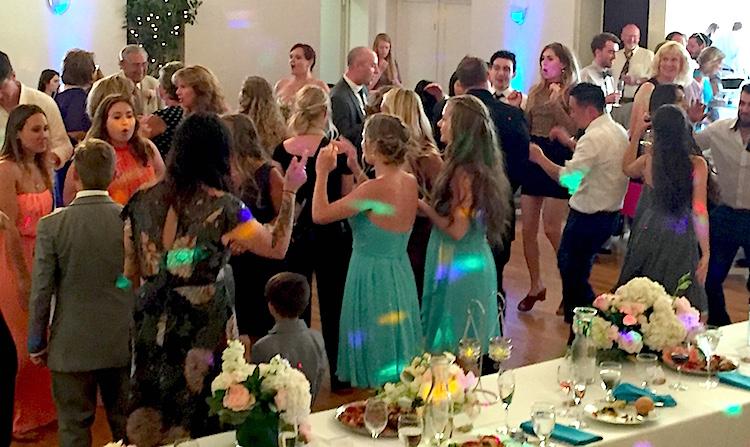 wedding dj dance