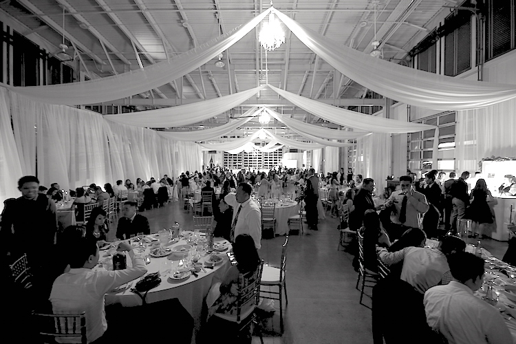 port pavilion wedding dj