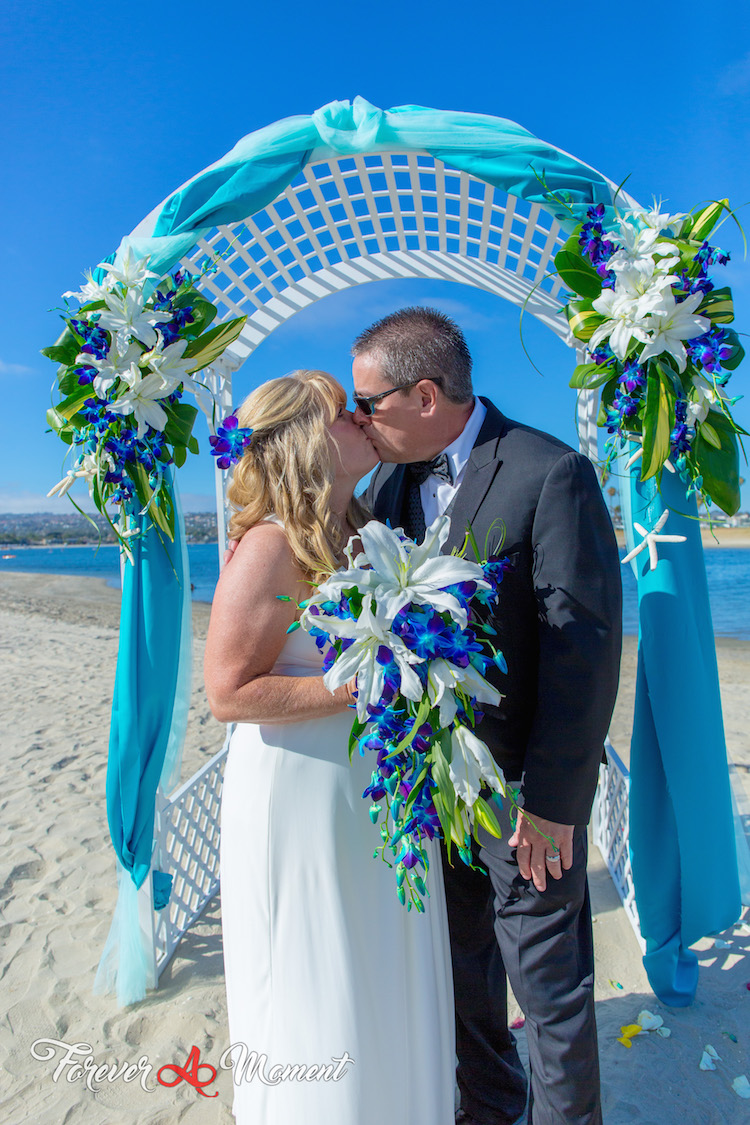 san diego beach wedding dj