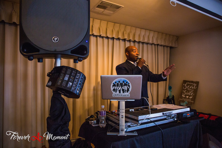 professional wedding dj san diego