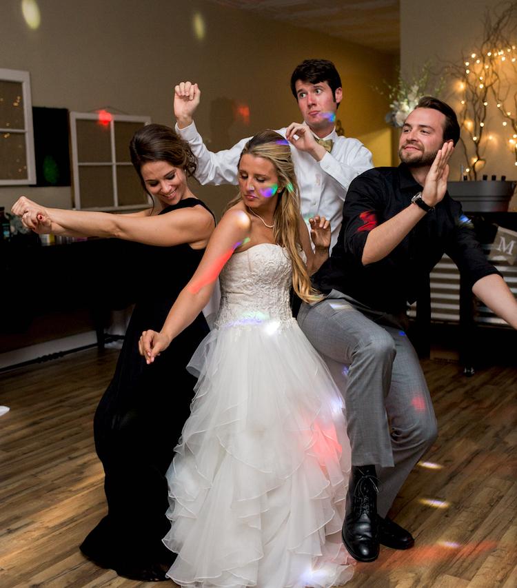 wedding get down