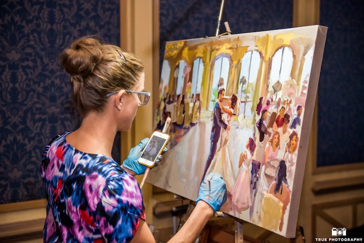 wedding-painter
