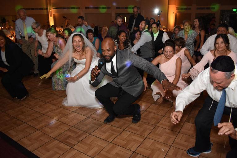 Congregation Beth El Jewish Wedding Djs San Diego Djs My Djs