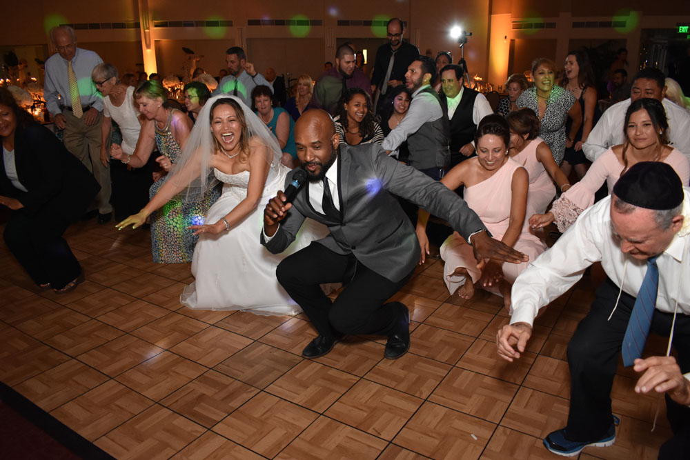 Congregation Beth El Jewish Weddings DJs San Diego DJ Prices MY DJs Best
