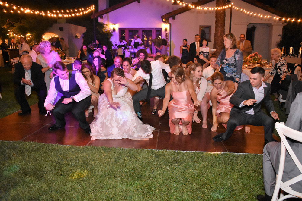 Estancia Del Sol Weddings DJs San Diego DJ Prices MY DJs Best Party Fun