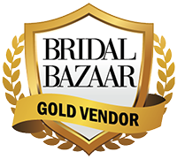 bridal bazaar san diego wedding djs badge gold member