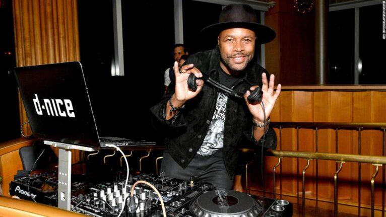 DJ D-Nice Online